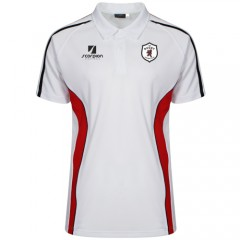 Rugby Lions White ATX Polo Shirt