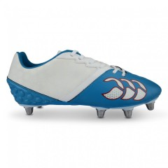Canterbury Phoenix Club Rugby Boots - White